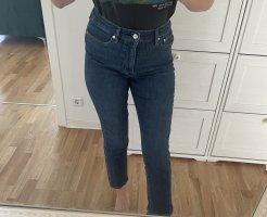 Ralph Lauren High Waist Jeans dark blue