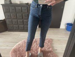 Ralph Lauren High Waist Trousers dark blue