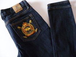 RALPH LAUREN Jeans, Slim Fit, Denim, Weite 29, Länge regular