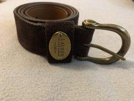 Lauren by Ralph Lauren Leather Belt multicolored