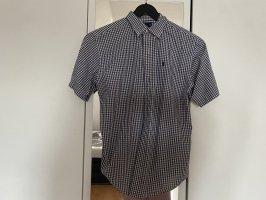Polo Ralph Lauren Camisa de manga corta blanco-negro