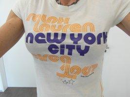 RALPH LAUREN POLO JEANS T-Shirt Top S wie XS 34