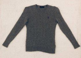 Polo Ralph Lauren Cashmere Jumper grey