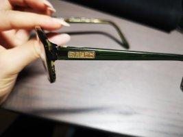 Polo Ralph Lauren Lunettes noir-vert foncé