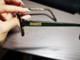 Polo Ralph Lauren Glasses black-dark green