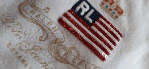 Ralph Lauren*** shirt mit Pailletten Banner