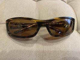 Ralph Lauren Angular Shaped Sunglasses black brown