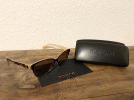 Ralph Lauren Occhiale da sole ovale marrone-marrone scuro
