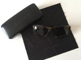 Ralph Lauren Gafas de sol cuadradas marrón oscuro-marrón