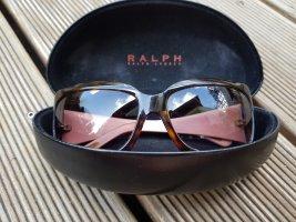 Ralph Lauren Gafas de sol cuadradas rosa-marrón