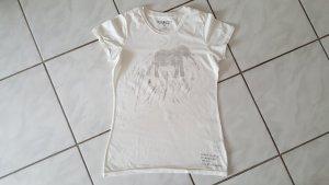 """Ralph Lauren T-Shirt """" wollweiß """" Gr. S """" neuwertig !!!"""