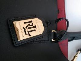 Ralph Lauren Handbag black-red