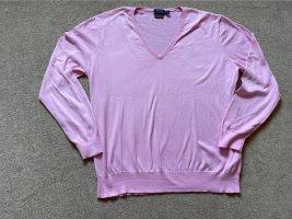 Ralph Lauren V - Pullover rosa Gr.XL (42/44)