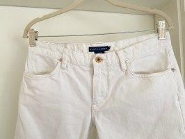 RALPH LAUREN weiße Jeans