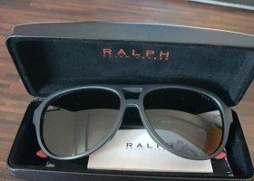Lauren by Ralph Lauren Pilotenbril zwart-rood