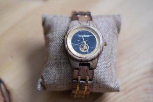 Holzkern Zegarek automatyczny Wielokolorowy Drewno
