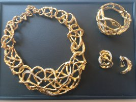 Avon Statement Necklace gold-colored