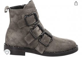 Kennel und Schmenger Booties grey-grey brown
