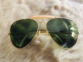 Ray Ban Occhiale verde scuro-oro