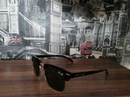 Ray Ban Gafas de sol ovaladas negro-color oro