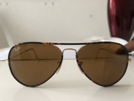 Ray Ban Glasses black brown