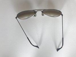 Ray Ban Pilotenbril brons-lichtbruin