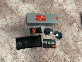 Ray Ban Pilotenbril zilver Glas