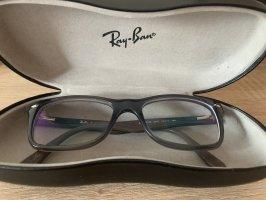 Ray Ban Bril donkerblauw-blauw