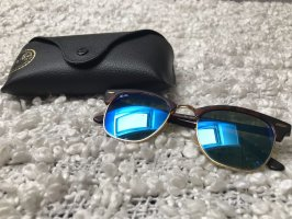 Ray Ban Clubmaster Sonnenbrille + Etui