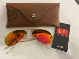 Ray Ban Lunettes aviateur magenta