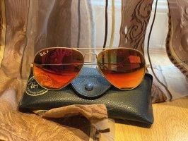 Ray Ban Ray-Ban Sonnenbrille Pilotenbrille polarisierend Damen Unisex