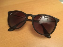 Ray Ban Lunettes rondes noir