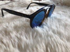 Ray Ban Gafas marrón-azul