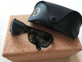 Ray Ban Lunettes de soleil ovales noir