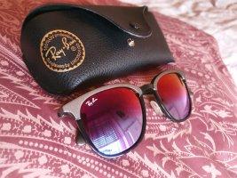Ray Ban Gafas de sol redondas violeta-violeta azulado