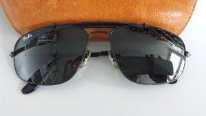 Ray Ban Sonnenbrille grüne Gläser Vintage Modell Olympic Games UNGETRAGEN