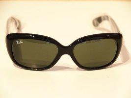 Ray Ban Sonnenbrille, Jackie Ohh, ungetragen, schwarz