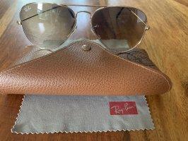 Ray Ban Gafas de piloto color oro