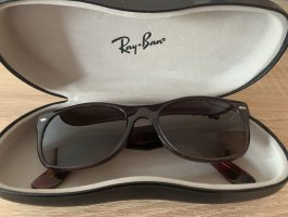 Ray Ban Glasses brown-brown violet