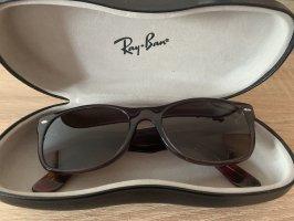 Ray Ban Bril bruin-bruin-paars