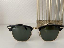 Ray Ban Sonnenbrillen neu nie getragen top Zustand schwarz Gold Hammer Hingucker