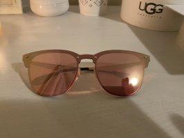 Ray Ban Gafas Retro color oro-rosa
