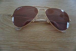Ray Ban Wayferar Sonnenbrille rosa