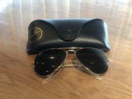 Rayban Aviator Glasses black