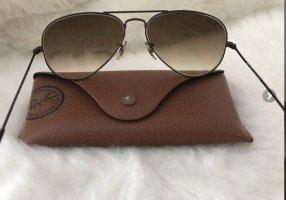 Ray Ban Pilotenbril brons-bruin