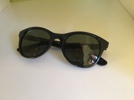 Ray Ban Glasses black-dark green glas