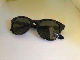 Ray Ban Bril zwart-donkergroen Glas