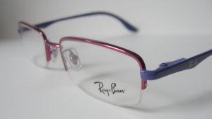 Ray Ban Gafas rosa-lila