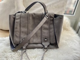 Rebecca Minkhoff Tasche Paige Leather Satchel Grau