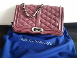 REBECCA MINKOFF Love Crossbody Bag Port